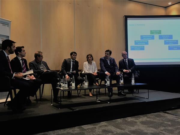 Financing energy projects in Iberia – WElink joined key panel discussion at leading industry conference