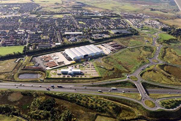 WElink's Scottish prime development project, Heartlands, begins to prosper as development blossoms